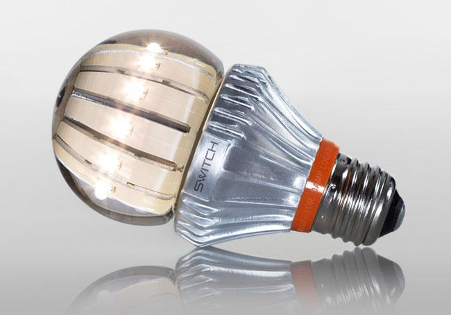 Addio alle vecchie lampadine il futuro led - Le nuove lampadine ...