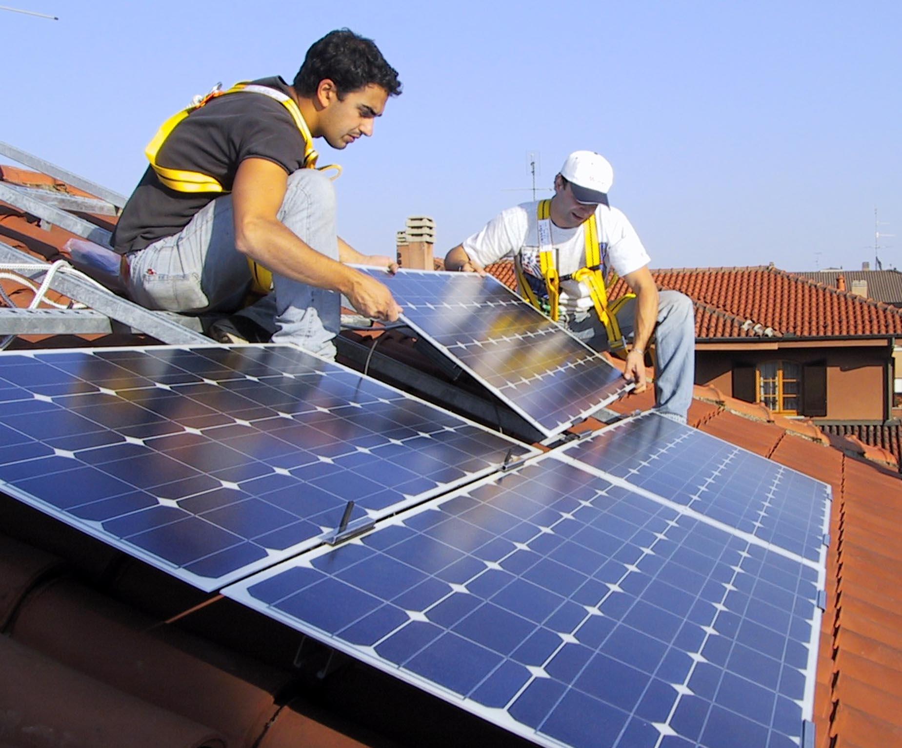 Fotovoltaico secondo l agenzia delle entrate c la for Agenzia delle entrate risparmio energetico