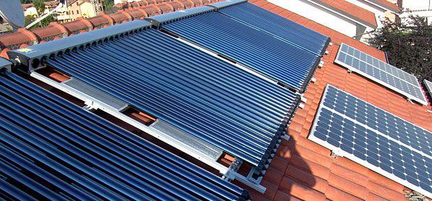 Quanto Costa Pannello Solare Per Camper : Pannelli termodinamici costi incentivi e risparmi energetici