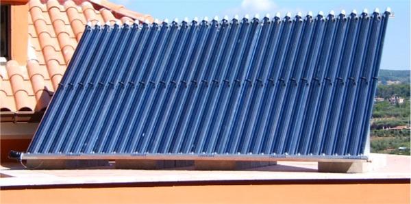 Pannello Solare Termico Sottovuoto Prezzi : Pannelli solari trento trentino e alto adige solare